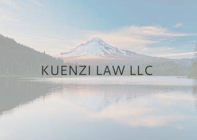 Kuenzi Law LLC