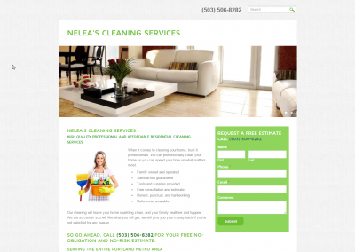 Nelea's Professional Cleaning